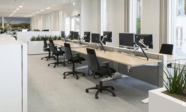 duurzaam kantoor