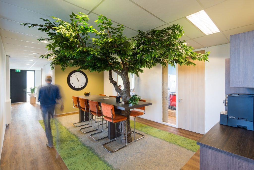 interieurontwerp voor kantoor