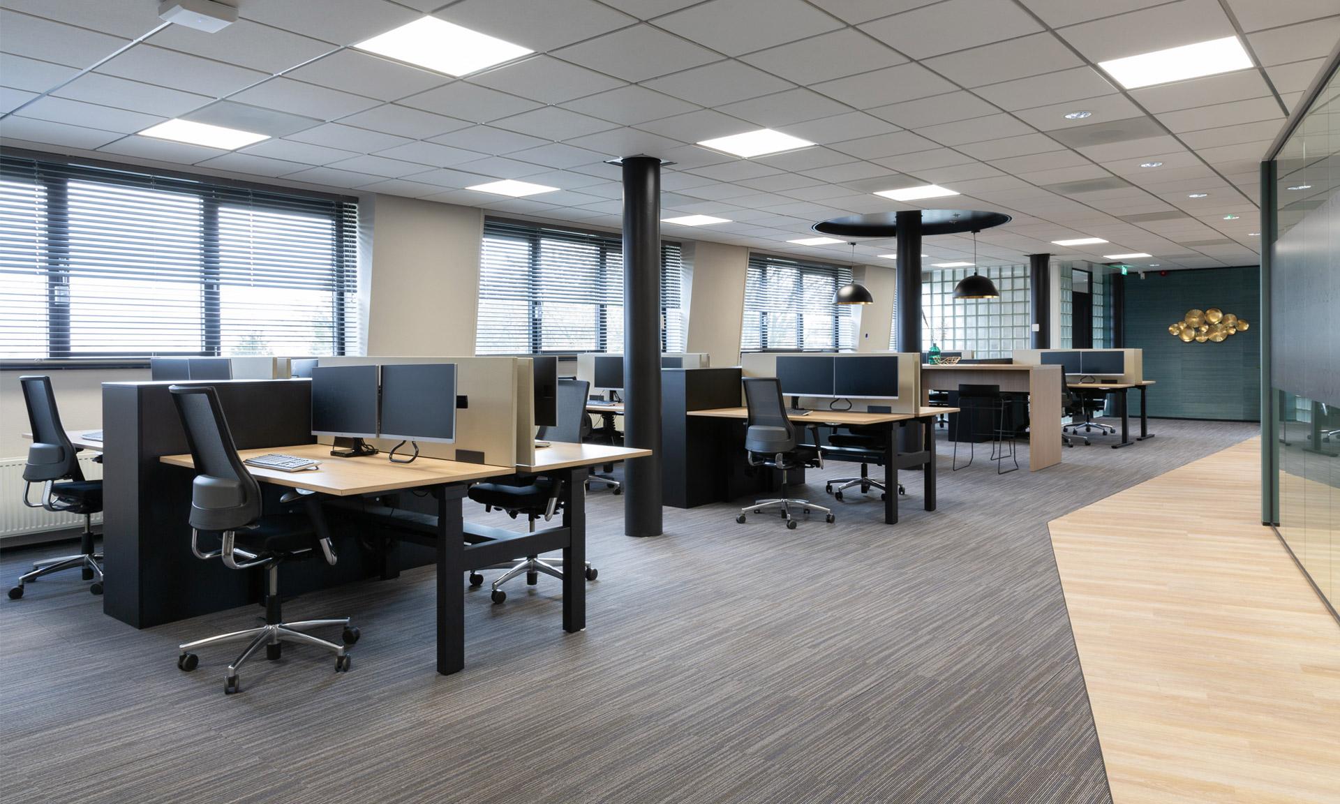 BSR Tiel open kantoorruimte