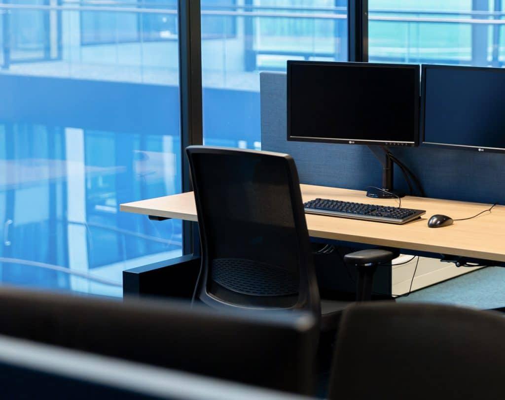 Het nieuwe werken op kantoor onzin?
